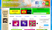 OnlineFreeSpanish.com   Study Spanish for free with our OnLine Lessons
