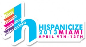 hispanicizeLogo 300x166 Hispanicize 2013 Expands Conference Agenda To Include Showcases for Latin Music Industry and Hispanic Journalists