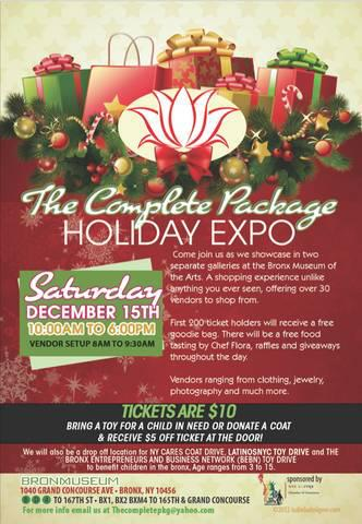 76102 10151241456797978 53547078 n Holiday Shopping Expo @ The Bronx Museum of The Arts