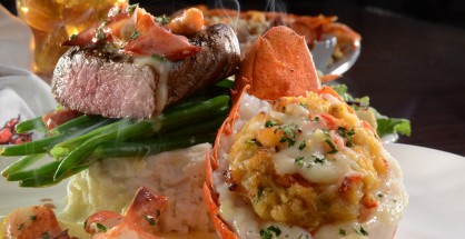 Ultimate Surf and Turf (Delicia de Mar y Tierra)