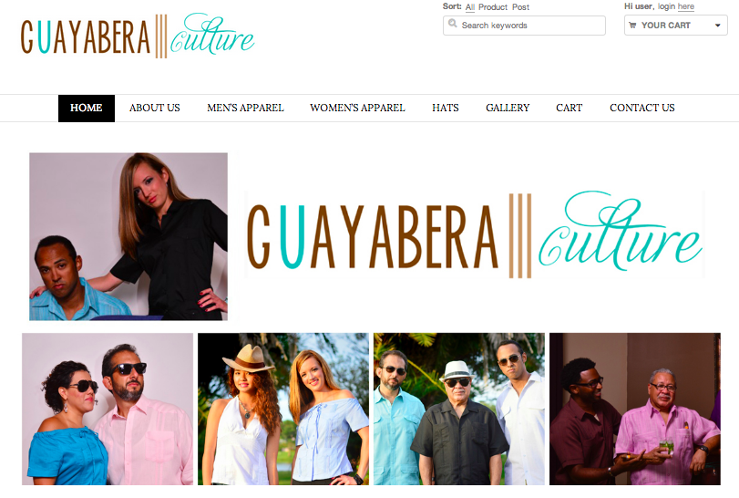www.guayaberaculture.com about us