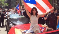 Roselyn Sanchez. 2015 Parade Queen