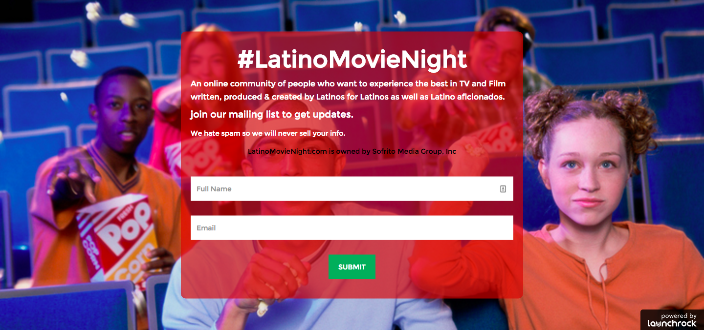 Latino Movie Night