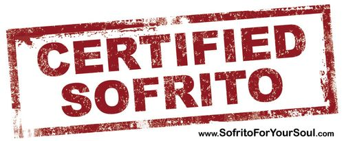 #CertifiedSofrito